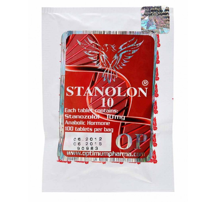 Stanolon 10mg/100 Tablet
